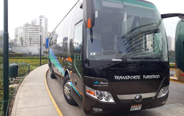 Bus Lima Airport